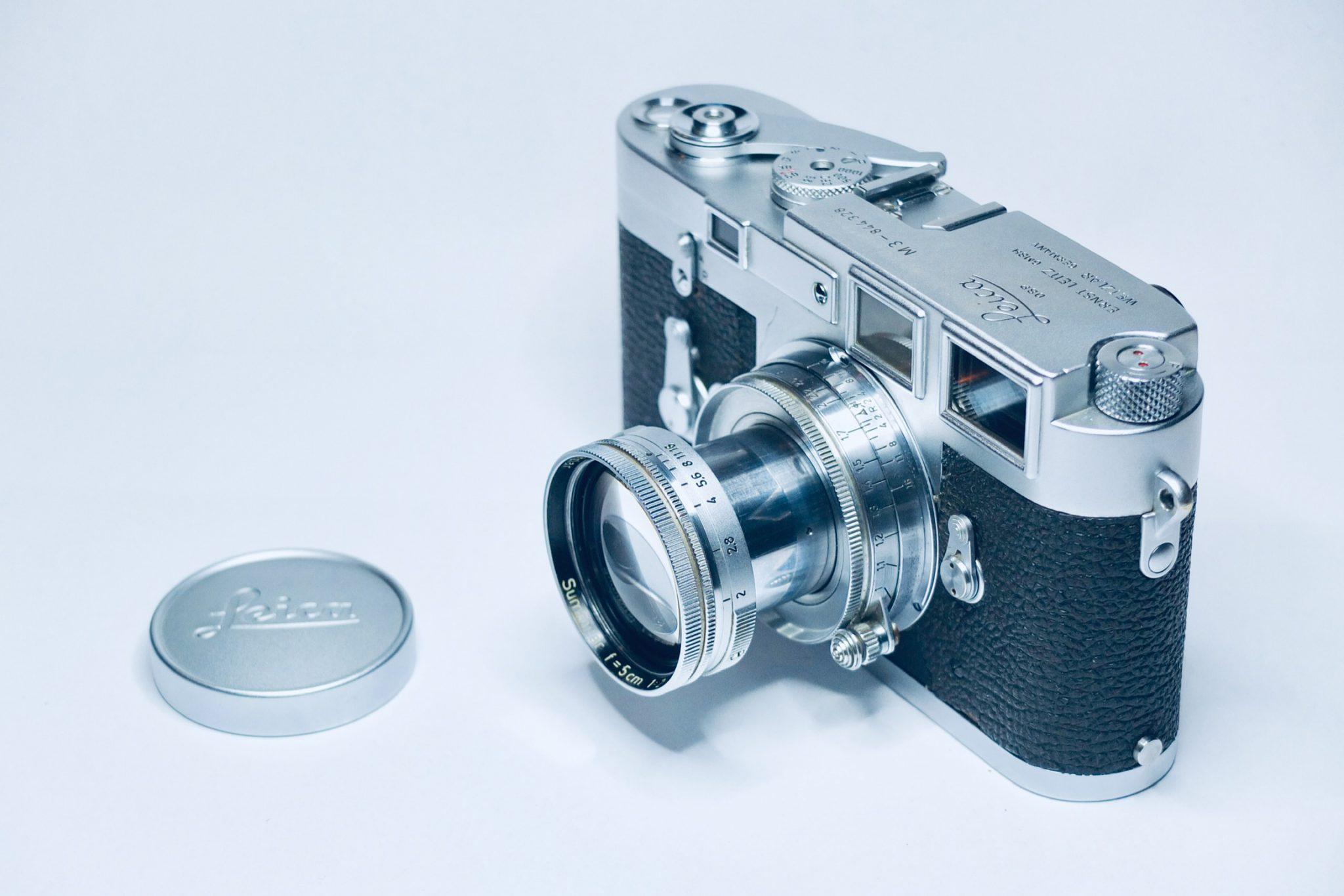 Leica M3 Summitar