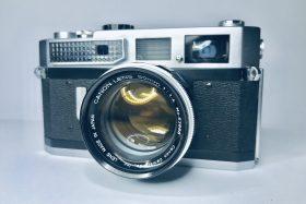 Canon Model 7 50/1:1.4