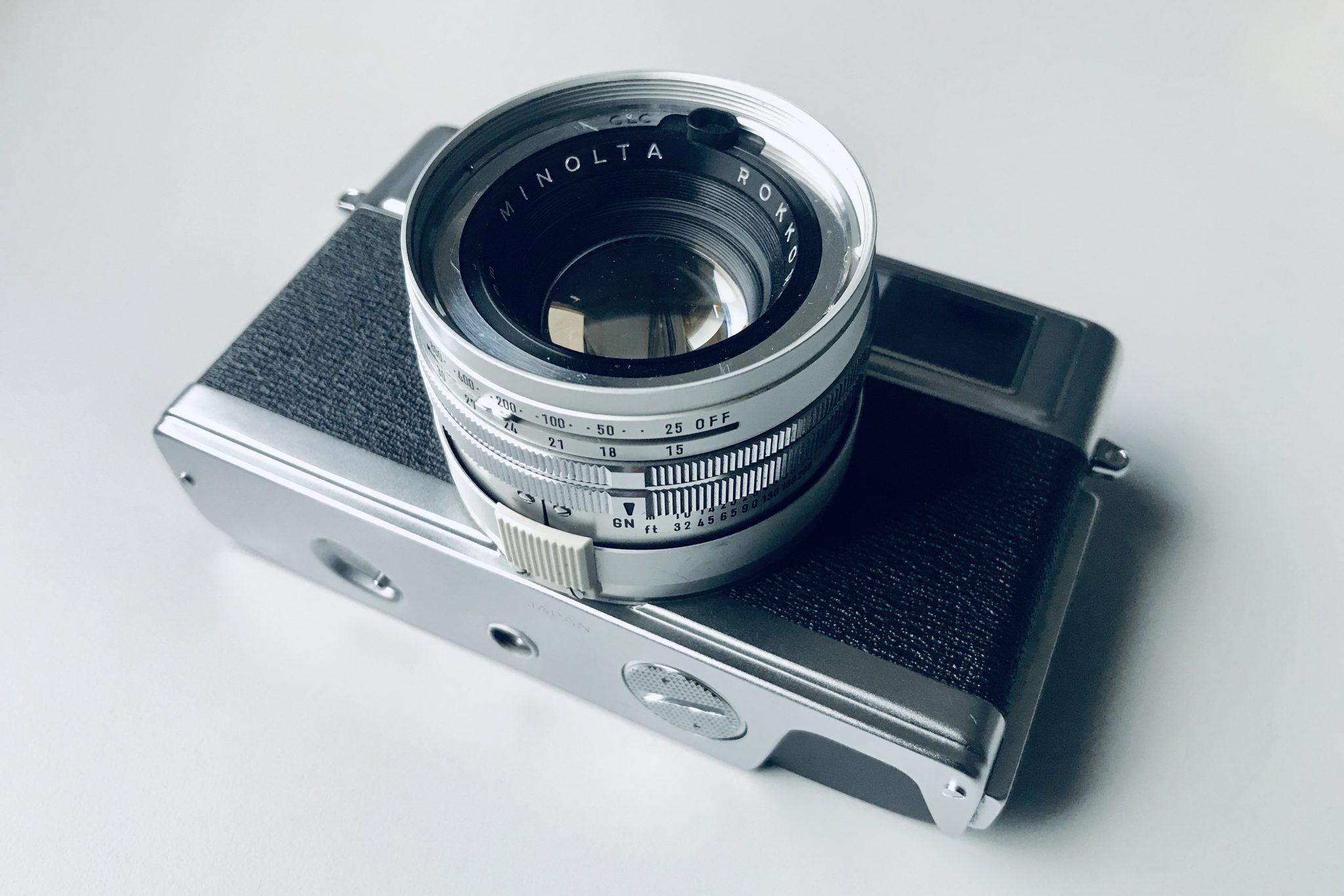 Minolta Hi-Matic 9 ASA