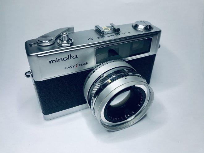 Minolta Hi-Matic 9