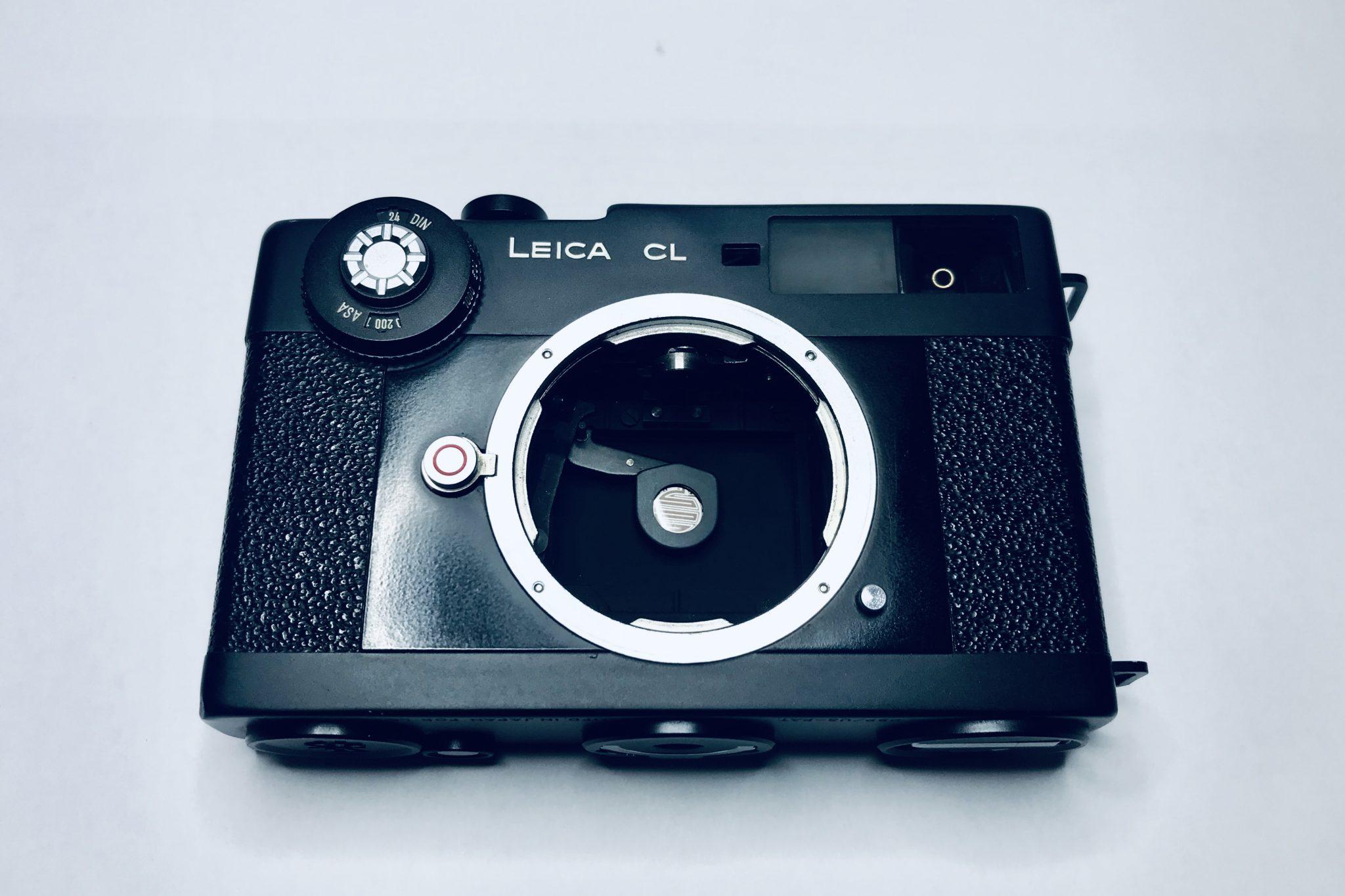Leica CL Meßzelle