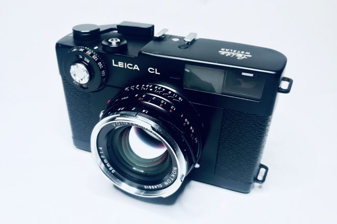 Leica CL Analog