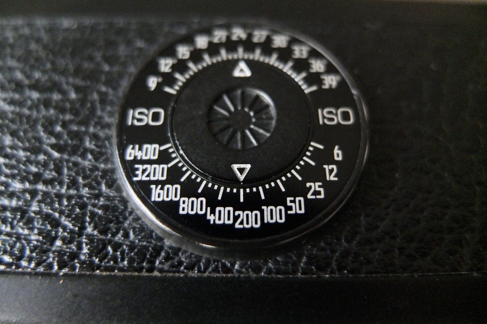 Leica M6 ISO