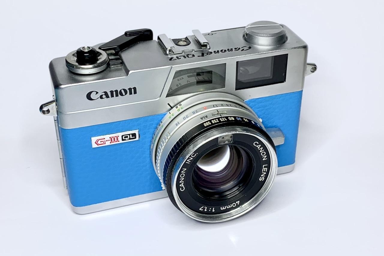 Canonet G-III QL17 Sky