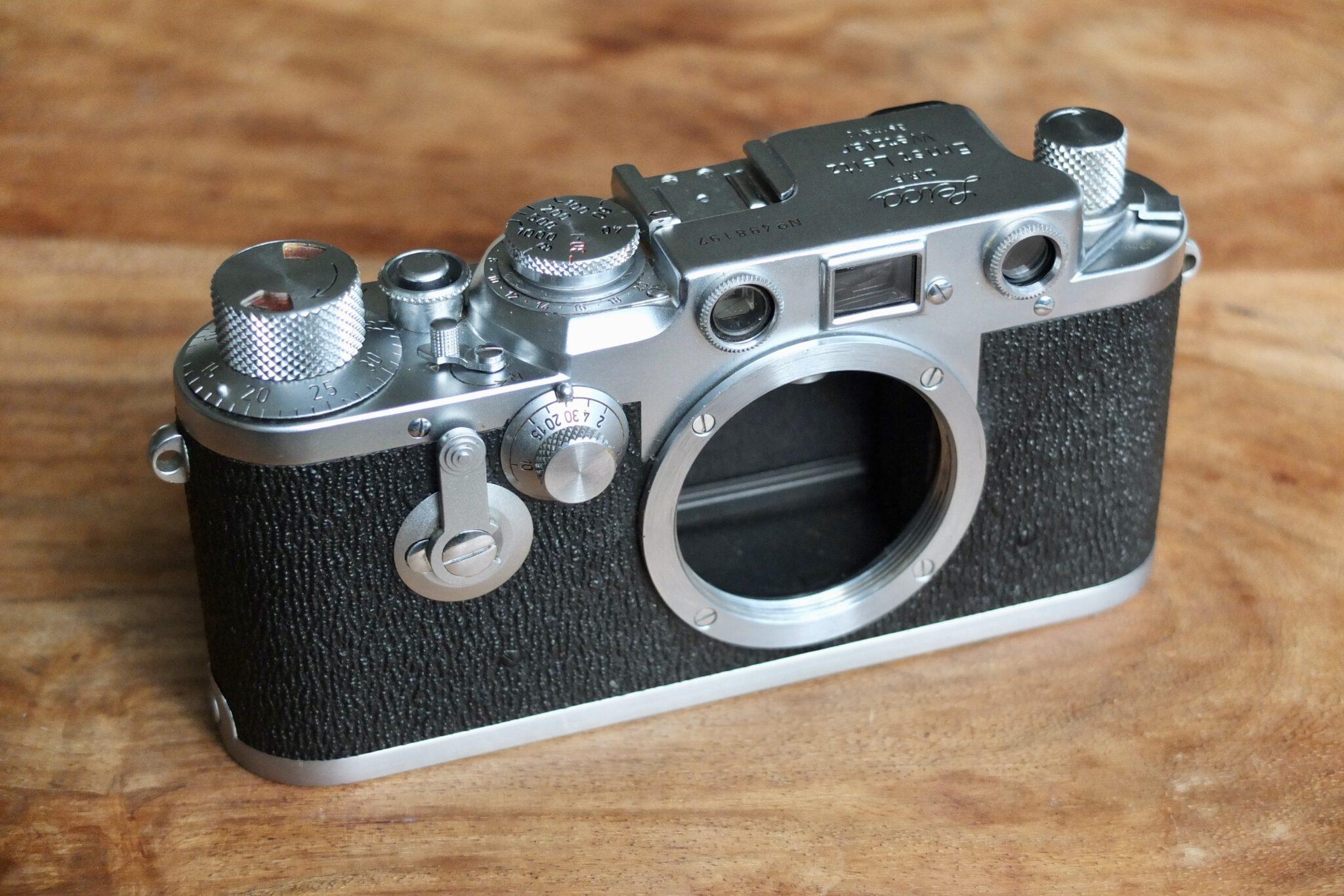 Leica IIIc/IIIf